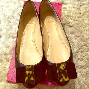 Tory Burch Chase Ballet Flats 7.5